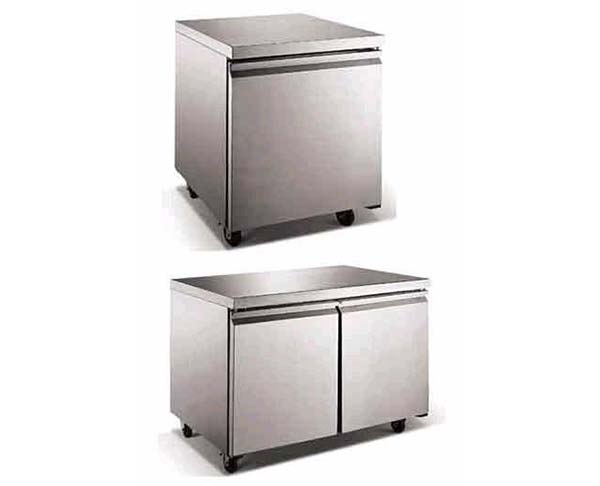 All makes/models of line coolers, under counter coolers, etc.