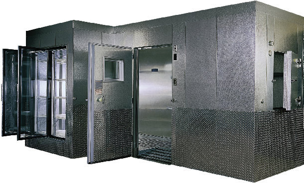 All makes/models of walk-in coolers and freezers