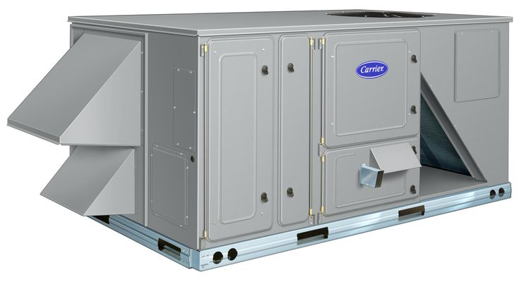 Carrier Heating/Cooling Unit