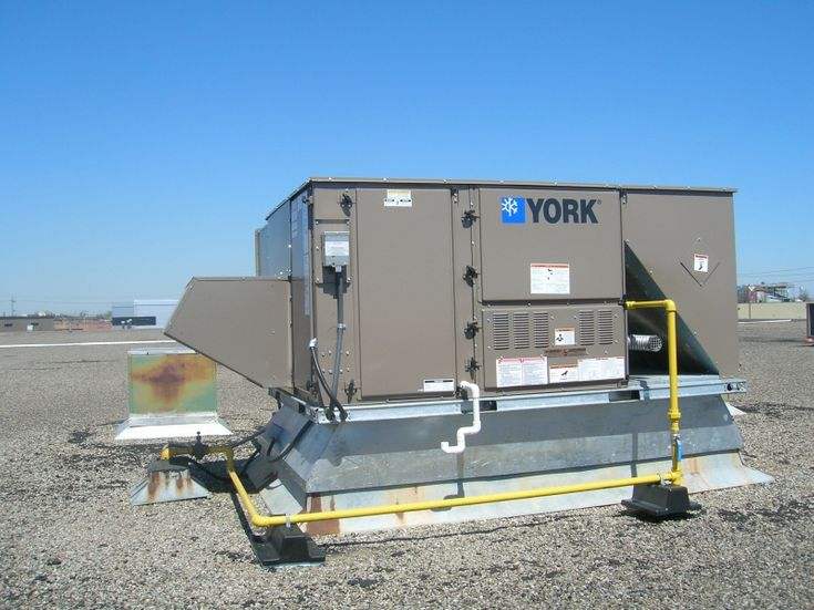 York Heating/Cooling Unit